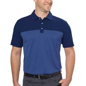 NWT Bolle Men's Colorblock Short Sleeve Polo Shirt